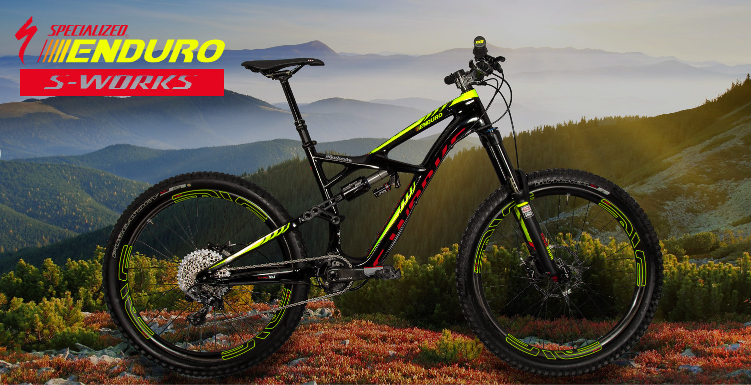 "Specialized S-Works Enduro  26"" is not dead"