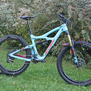 "Ibis Mojo HD3 ""Grand Schtroumpf"""