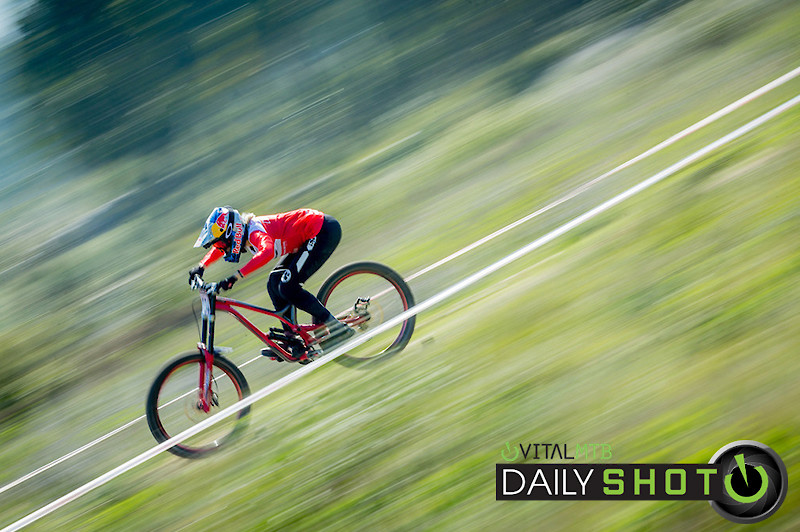 Myriam Nicole - miguelbento - Mountain Biking Pictures - Vital MTB