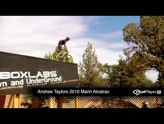 Andrew Taylor Bike Check