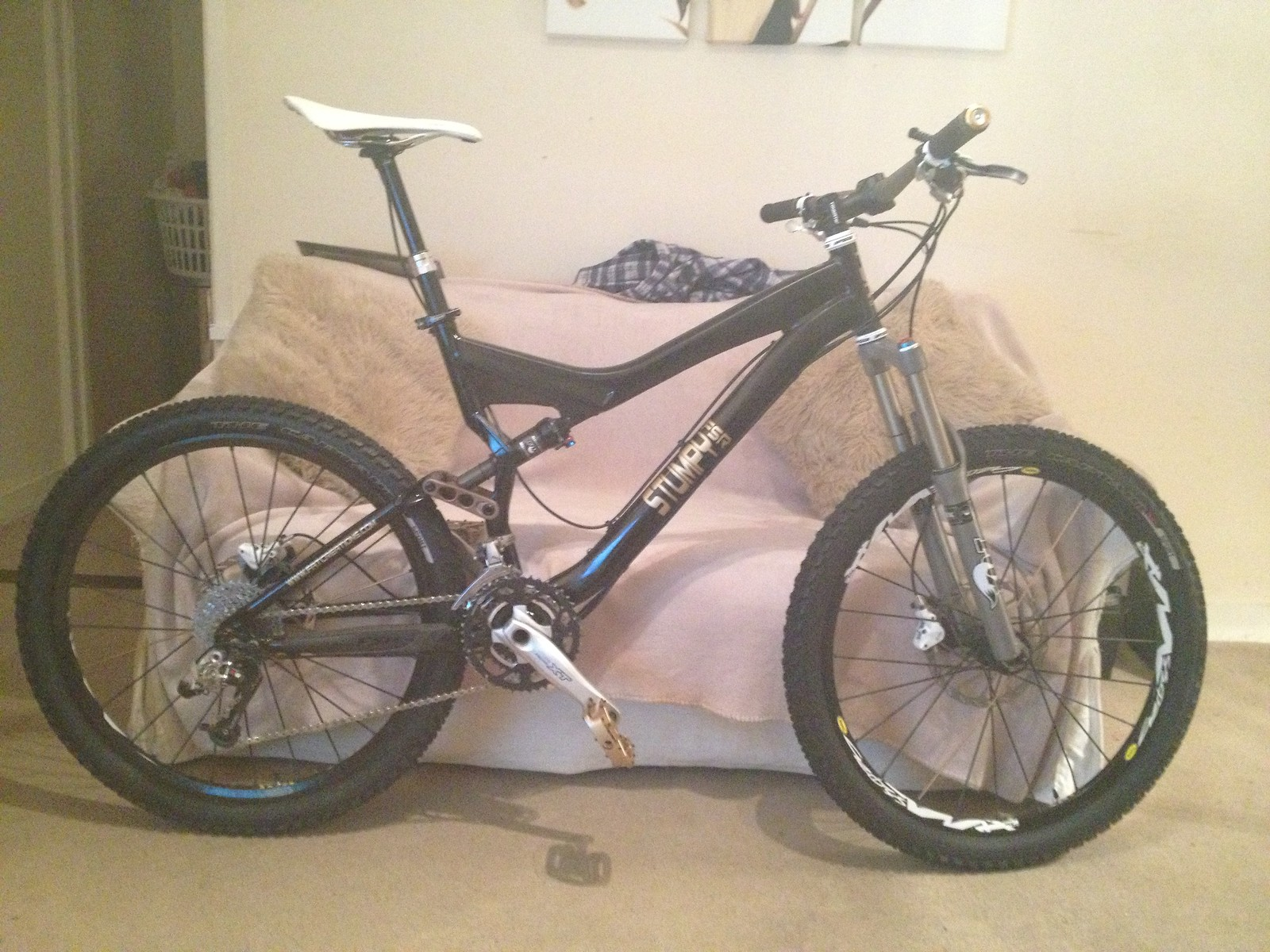 The Stumpy FSR 2007 Custom