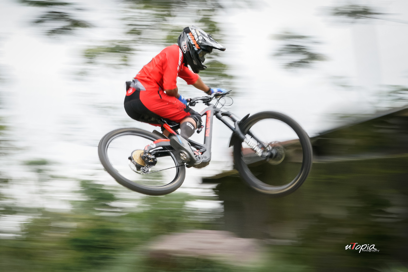 Keep calm and go flat  - utopiaarch - Mountain Biking Pictures - Vital MTB