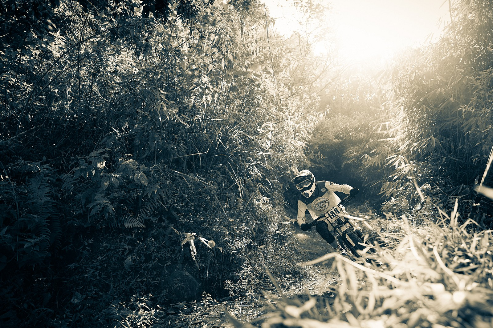 Out of the tunnel - utopiaarch - Mountain Biking Pictures - Vital MTB