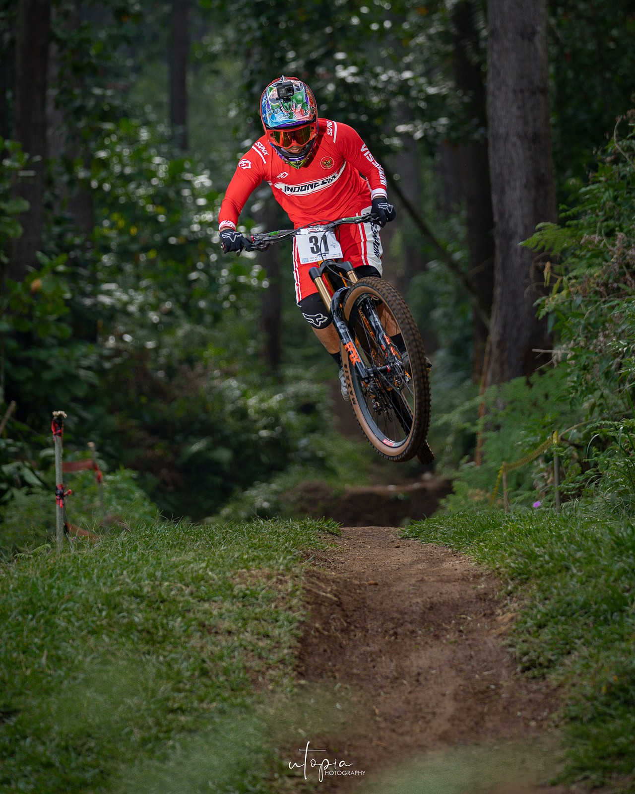 The Red - utopiaarch - Mountain Biking Pictures - Vital MTB