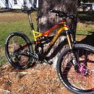 specialized stumpjumper evo tld limited edition