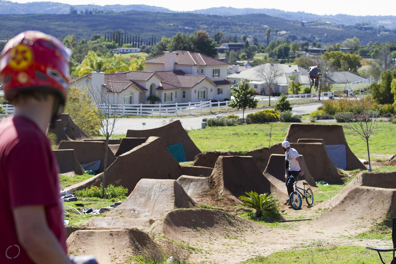 Blaine air - Captures by Carman - Mountain Biking Pictures - Vital MTB