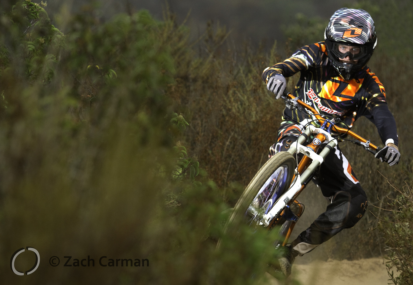 Andre Pepin - Captures by Carman - Mountain Biking Pictures - Vital MTB