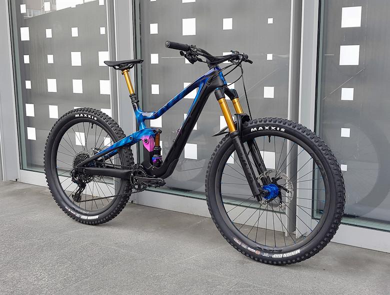 SEND IT DH MTB Downhill Mountain Bike Frame Car Window STICKER DECAL WORLD CUP