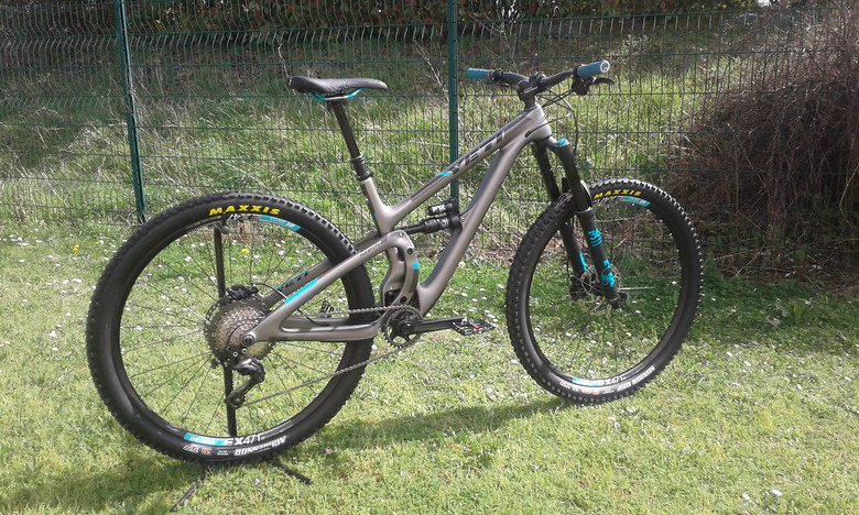 how to make the best of a small bedroom yeti sb5 5c 177 chou177 s bike check vital mtb 21332