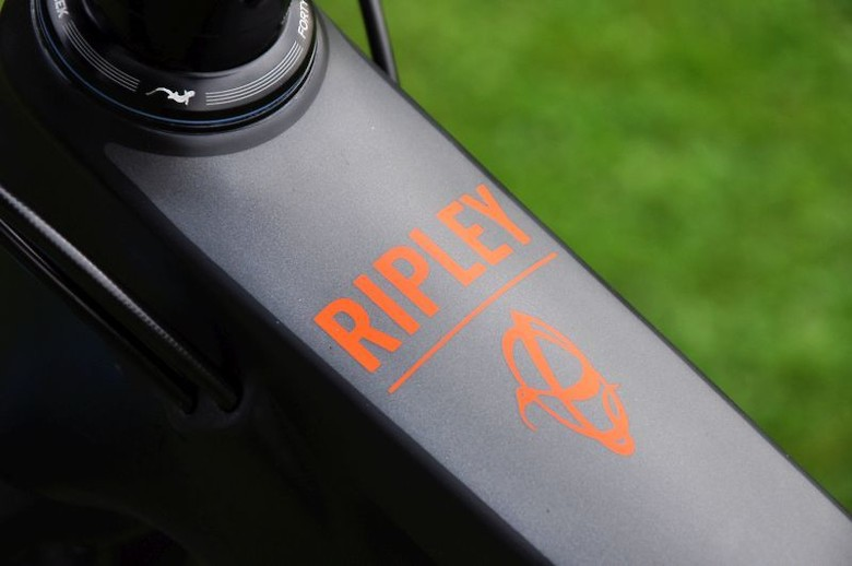 "Ibis Ripley ""black carbon ripper"""