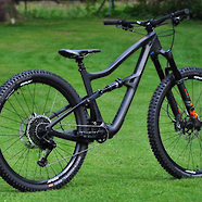 "Ibis Ripley ""black carbon ripper"""