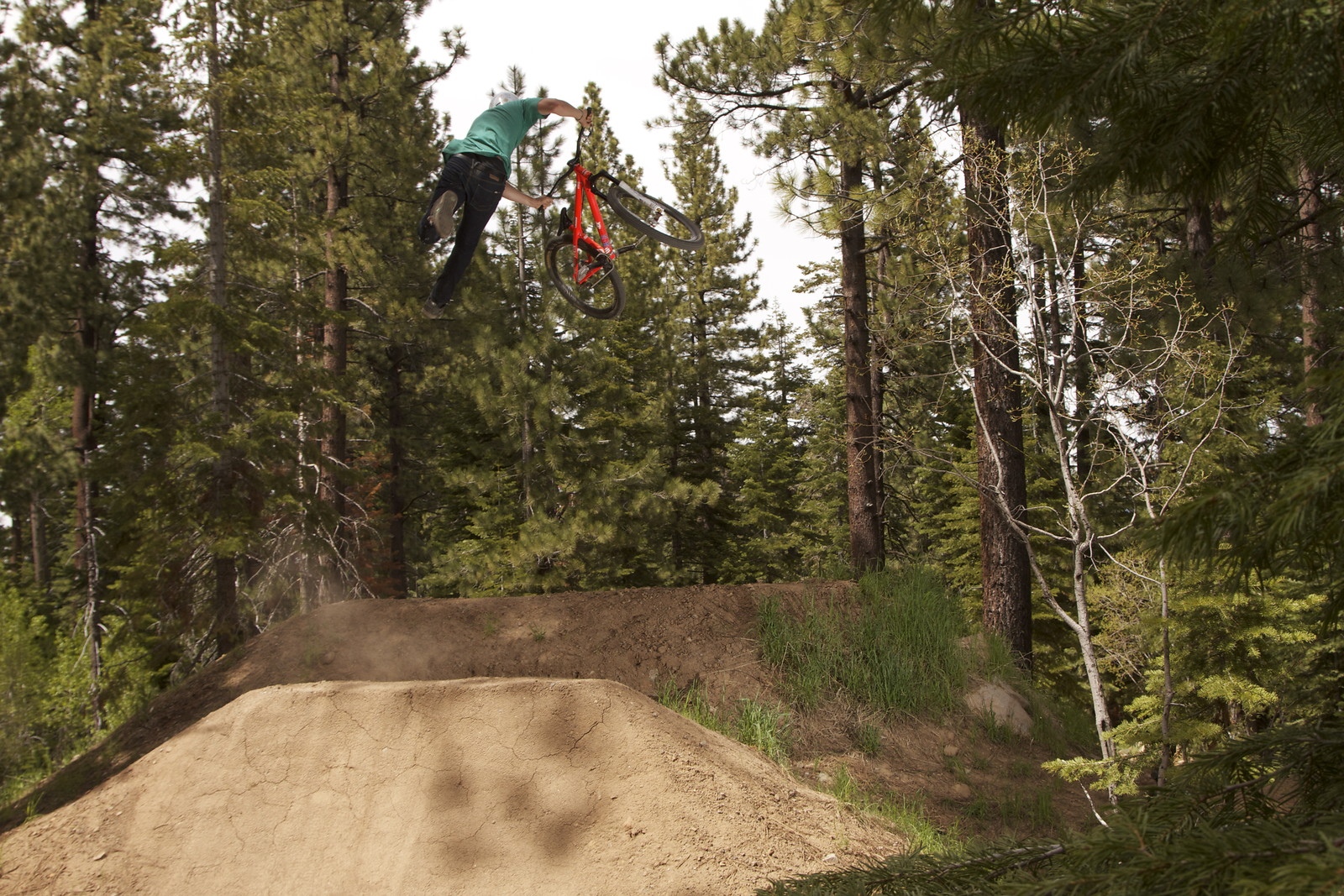 Tailwhip at Northstar - Christian - Mountain Biking Pictures - Vital MTB