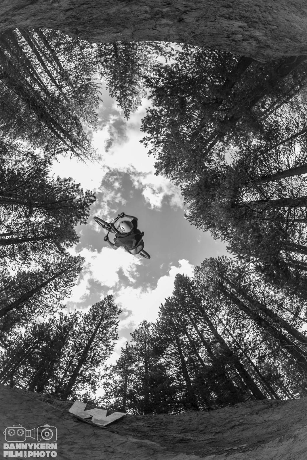 Sky Flip - Christian - Mountain Biking Pictures - Vital MTB