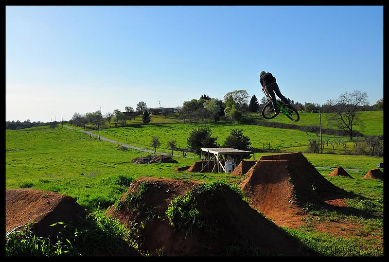 My Trails. - Christian - Mountain Biking Pictures - Vital MTB