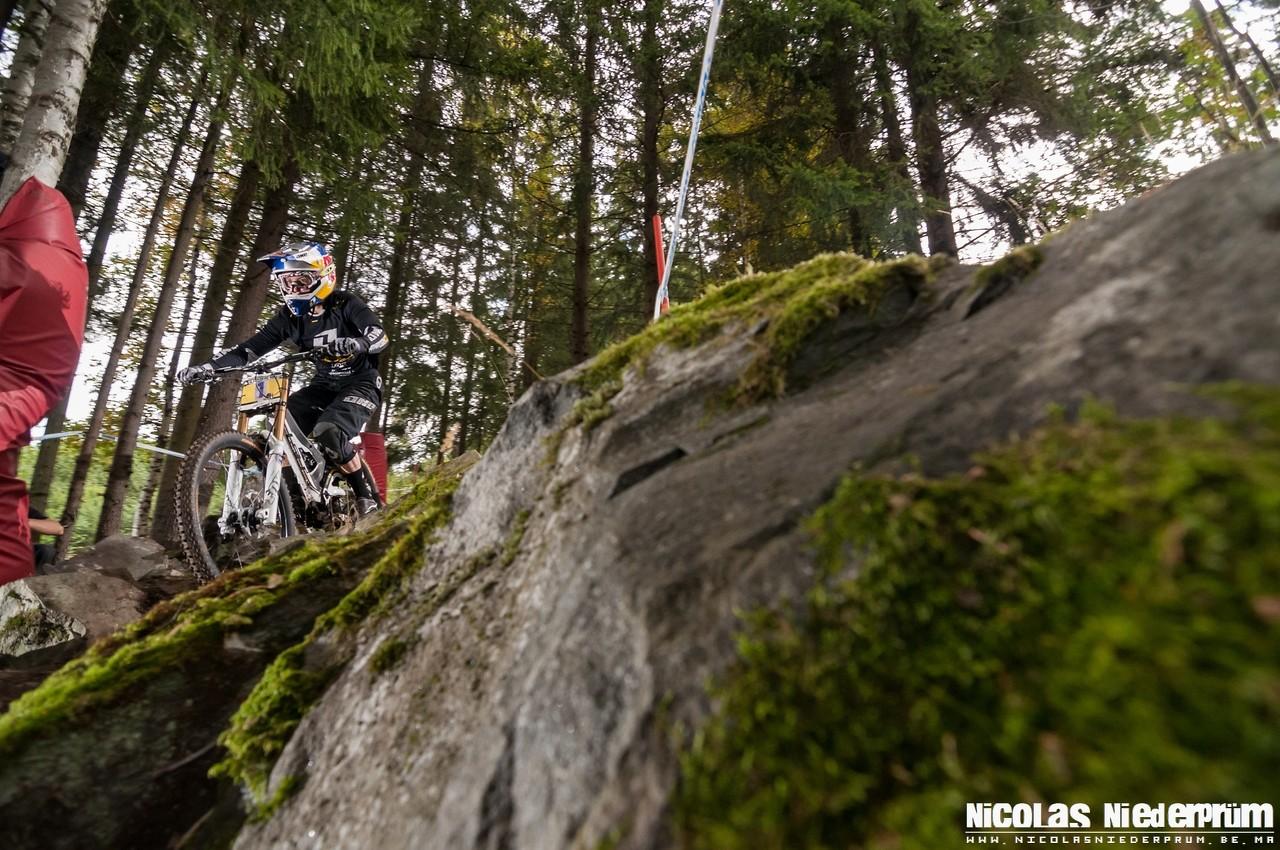 Rachel Atherton @Hafjell (Norway) Downhill World Cup 2012 - born_to_ride - Mountain Biking Pictures - Vital MTB