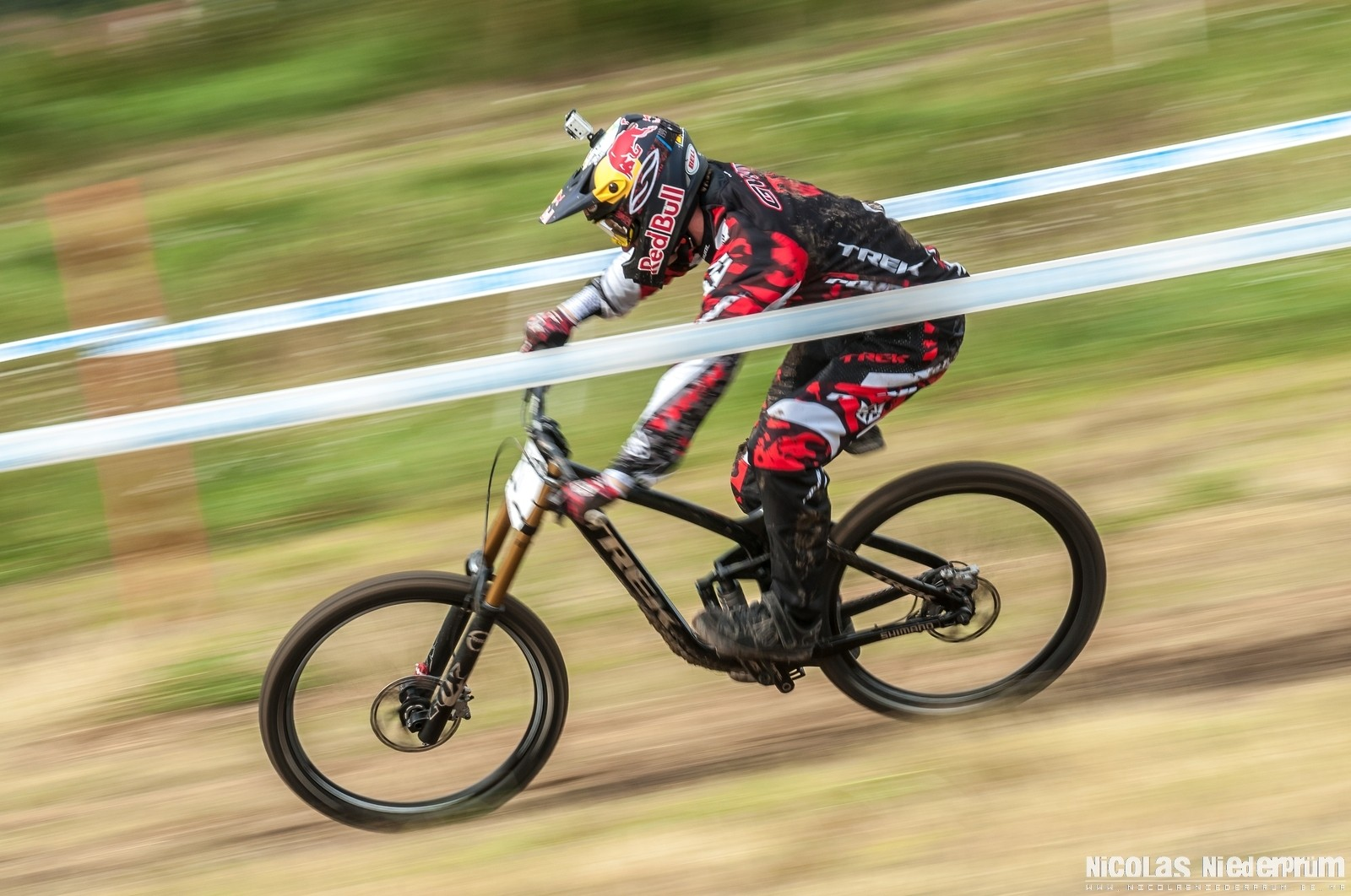 Aaron Gwin @Hafjell (Norway) Downhill World Cup 2012 - born_to_ride - Mountain Biking Pictures - Vital MTB