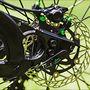 Carbon-Ti X-rotor 160mm, Hope race X2 & Goodridge hose.
