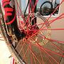I9 Enduro wheels, Formula 180mm rotors, T1 Calliper.