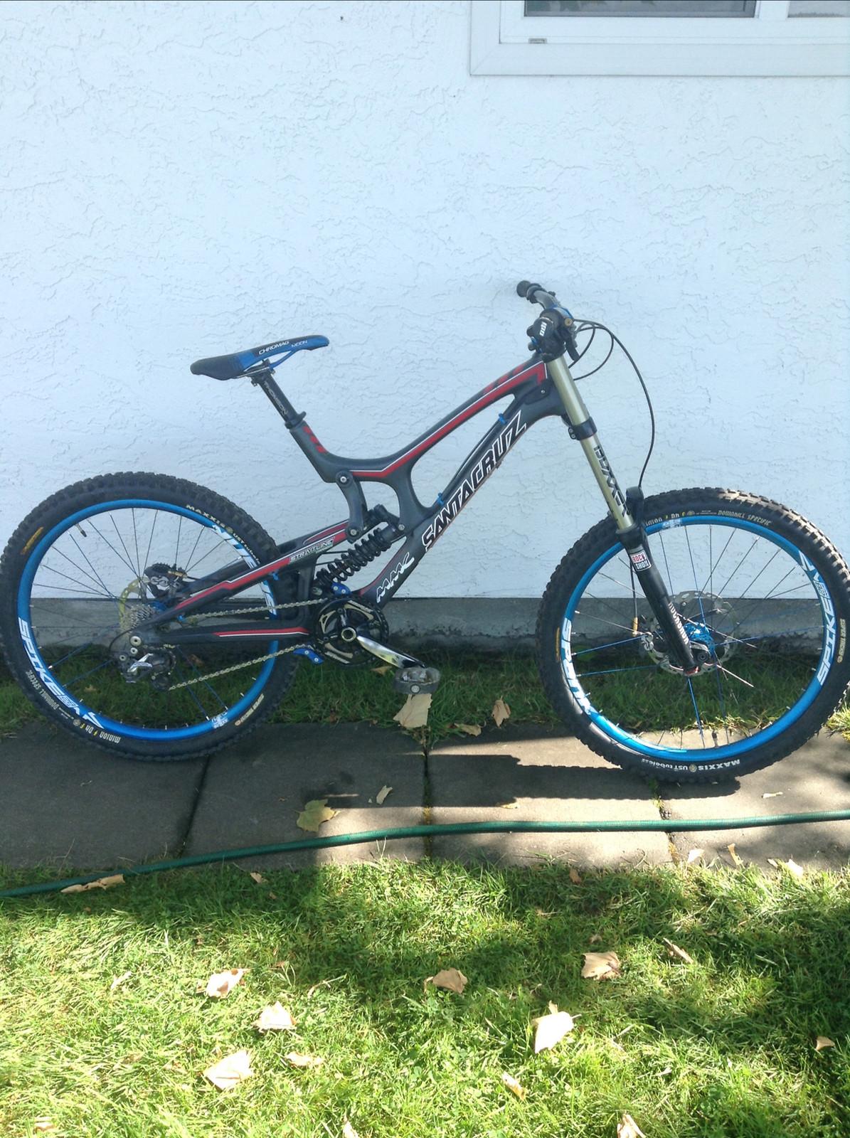 2014 Santa Cruz V10c