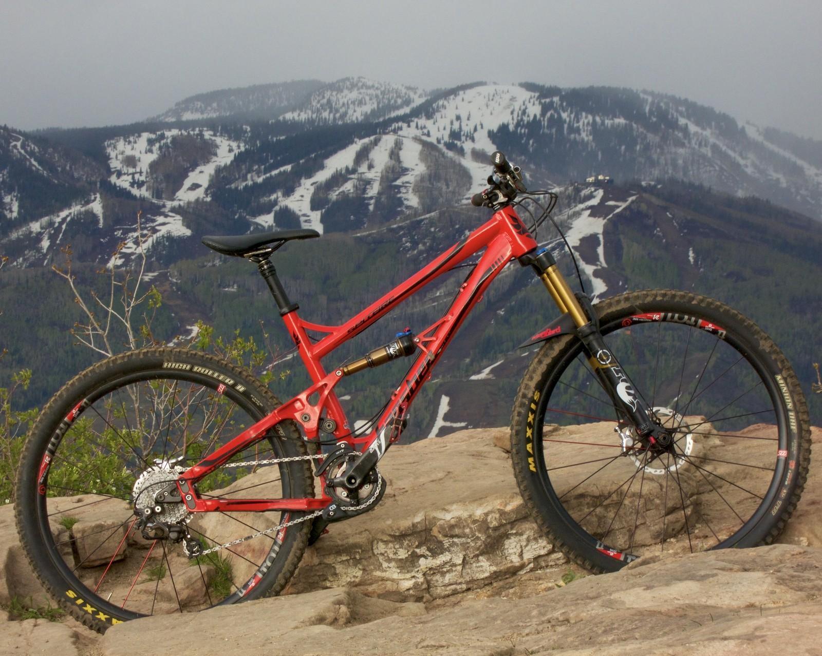 650b Banshee Trail Slayer