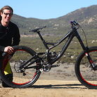 Pro Bike Check: Brad Benedict's Specialized S-Works Demo 8