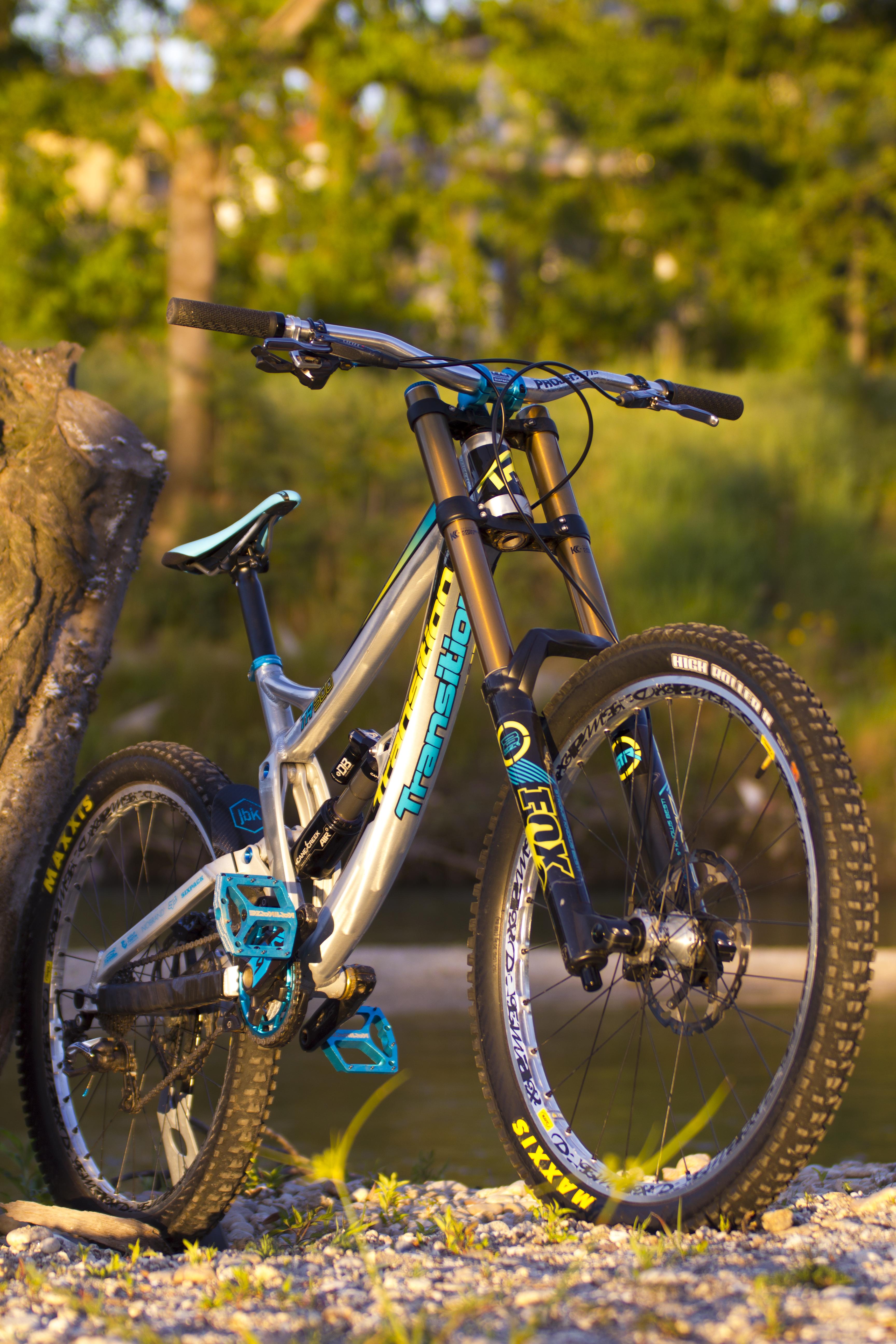Drag Racing Helmets >> Transition TR500 by Stromp - Stromp's Bike Check - Vital MTB