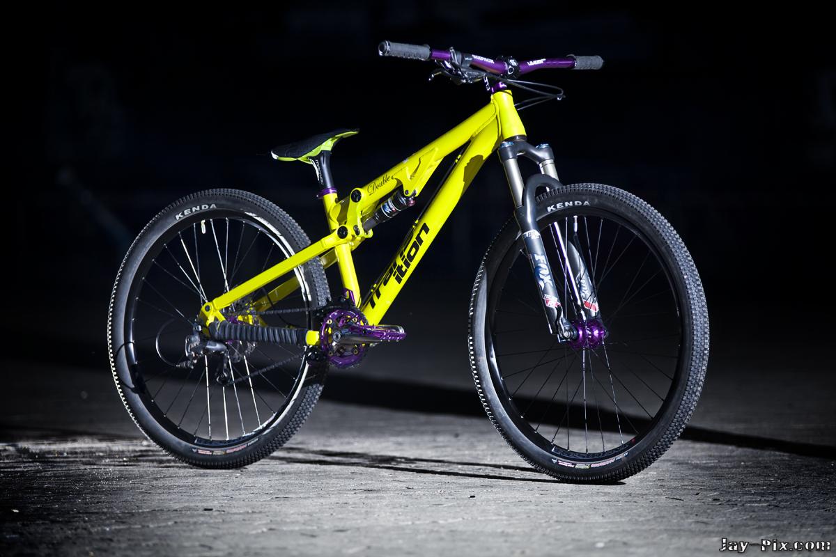 Drag Racing Helmets >> Transition Double - Jay23's Bike Check - Vital MTB