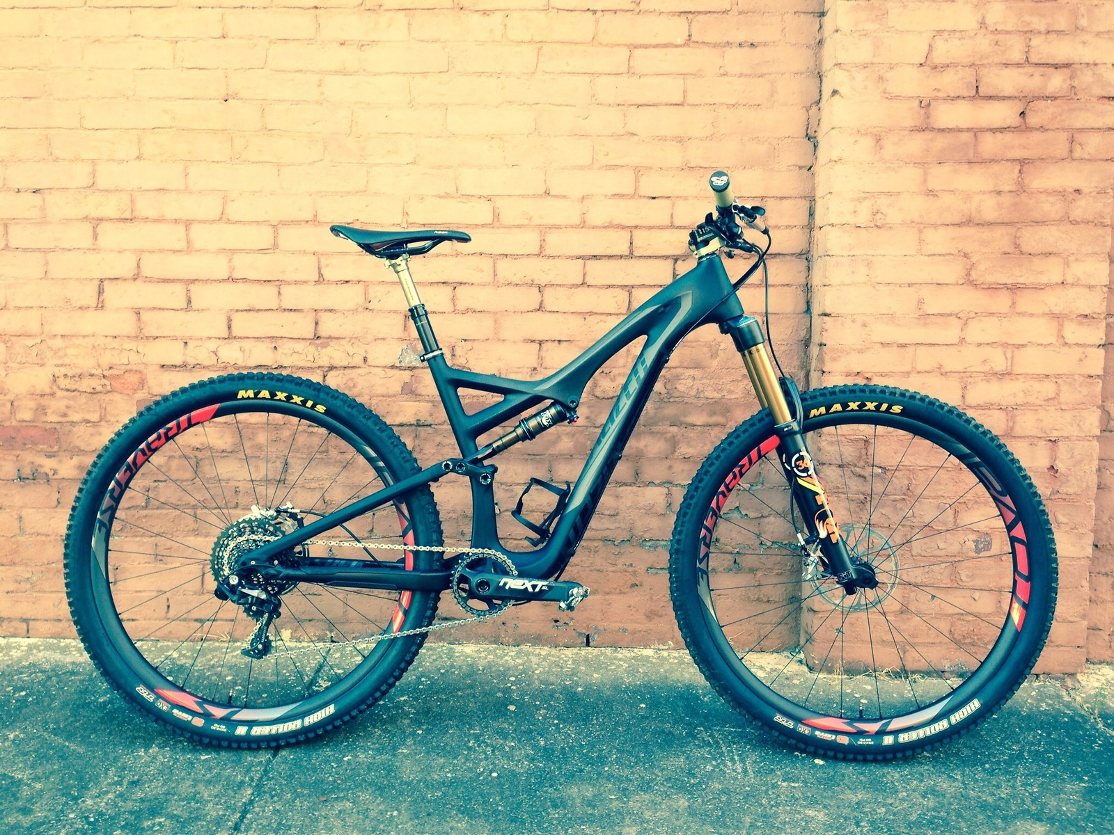 Specialized Stumpjumper FSR Expert Carbon Evo 29er