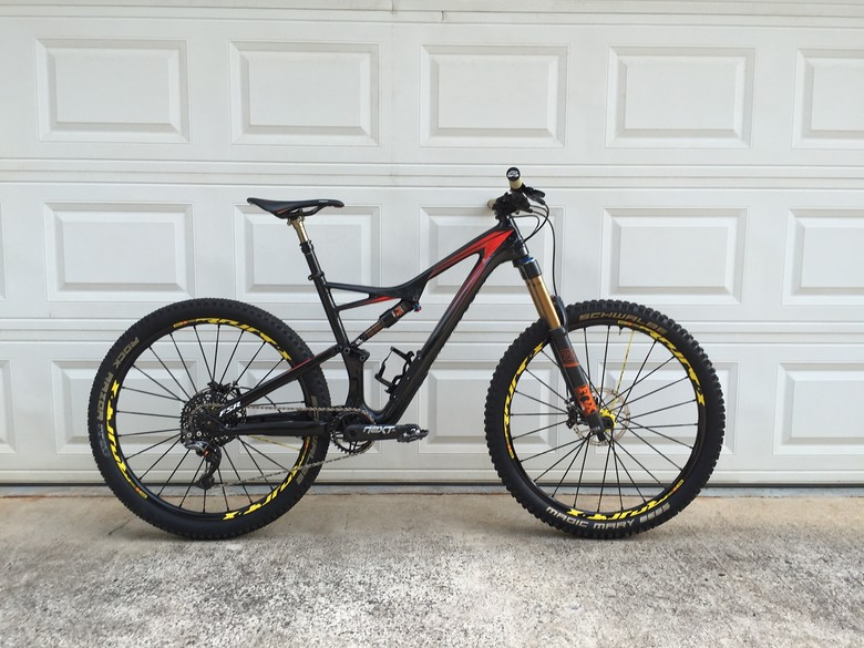 2016 Specialized Stumpjumper FSR 650b