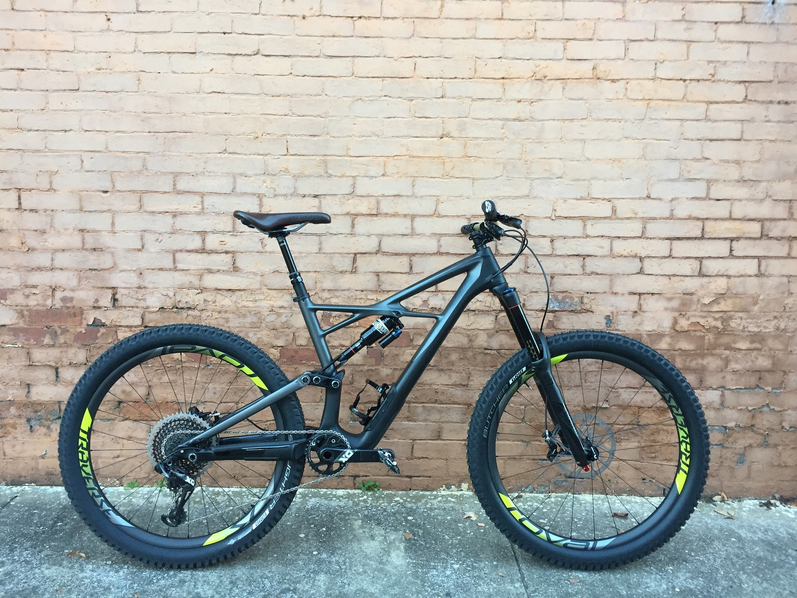 2017 Specialized Enduro Elite