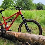2021 Canfield Bikes Lithium- Red Racer