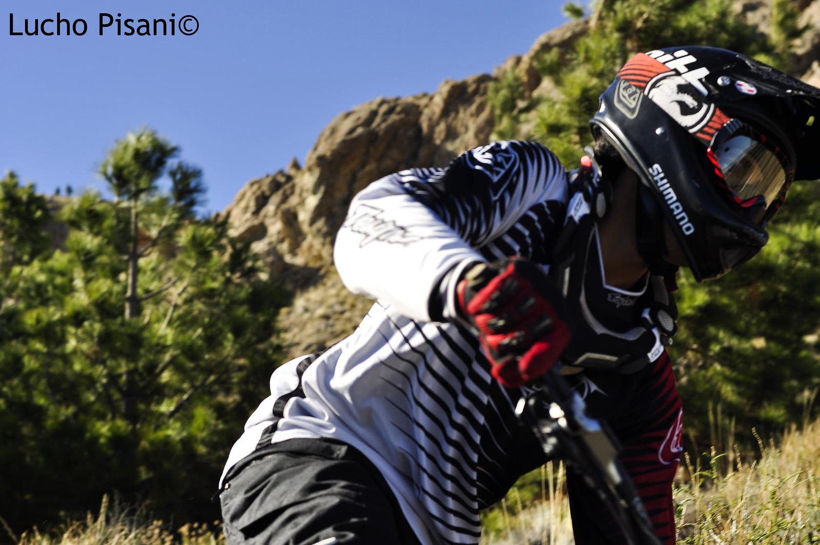 in te curve tr - lucho.pisani - Mountain Biking Pictures - Vital MTB