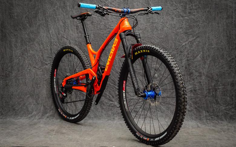 EVIL Following MB-The Pizza Bike