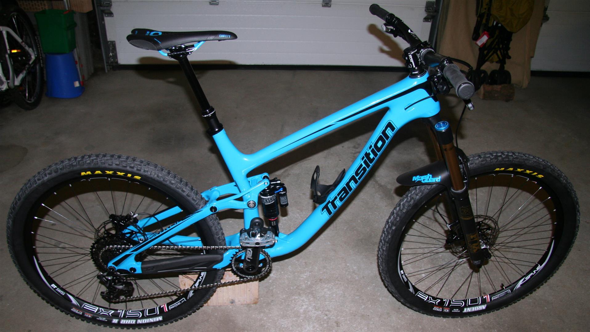 Drag Racing Helmets >> 2016 Transition Patrol Carbon - SOLD - mRwhite's Bike Check - Vital MTB