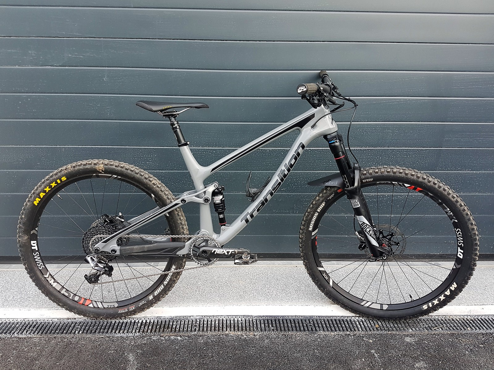 bf630049603 2017 Transition Scout Carbon - SOLD - mRwhite's Bike Check - Vital MTB