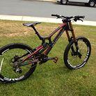2013 Santa Cruz V10.5 Full ENVE