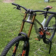 "Commencal Supreme DH V4.4 29 ""A la Carte"""