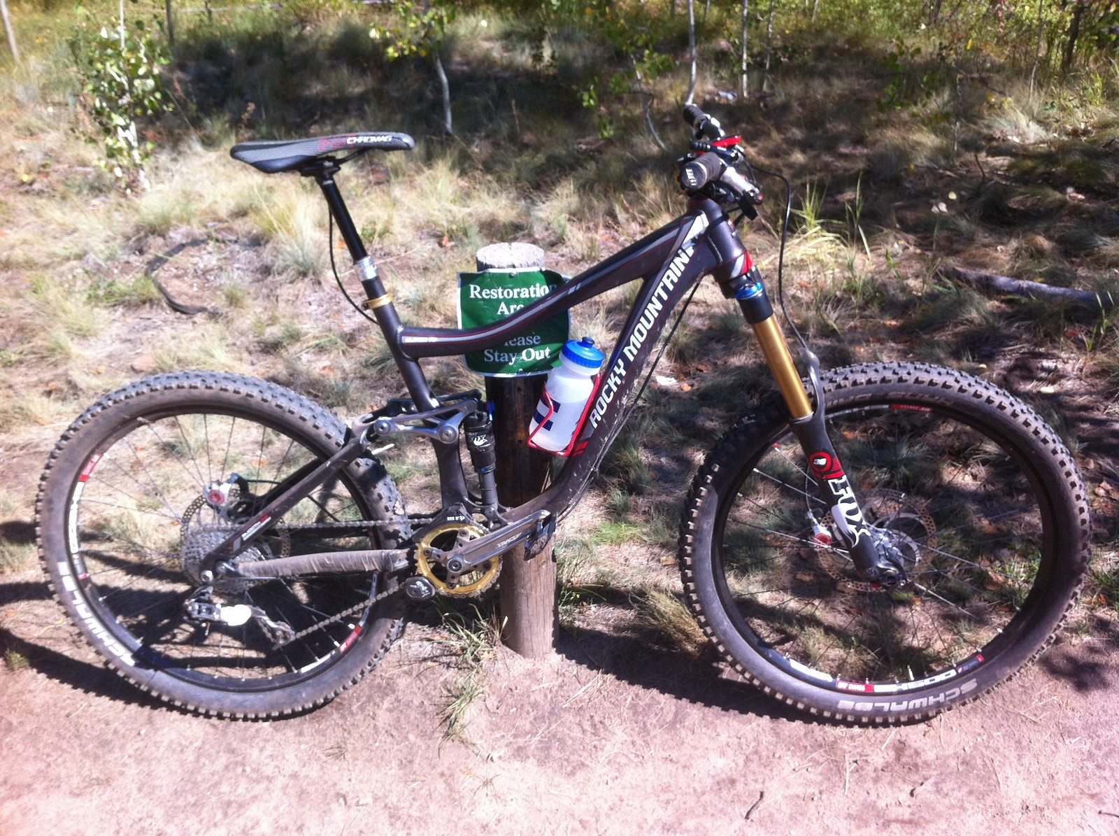 2012 Rocky Mountain Slayer 70