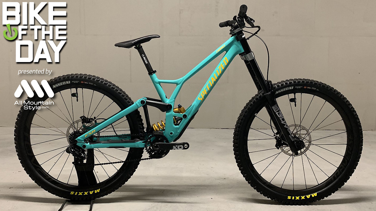 Specialized Demo Race 29 Frame Set 2020