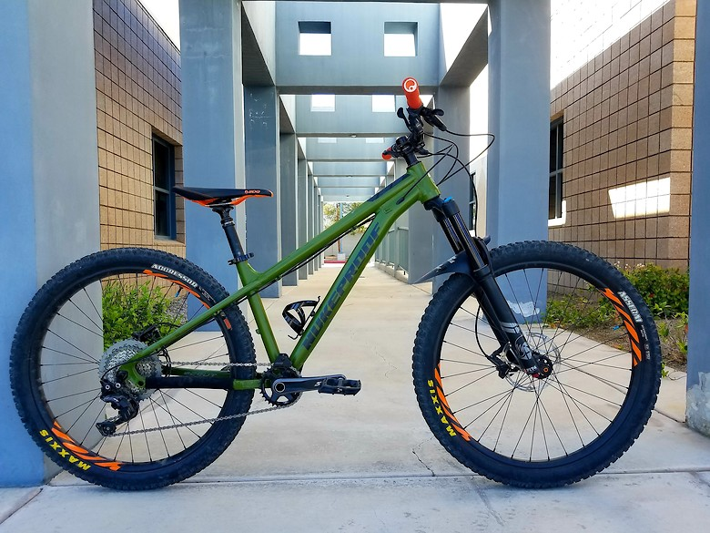 2020 Nukeproof Scout 275