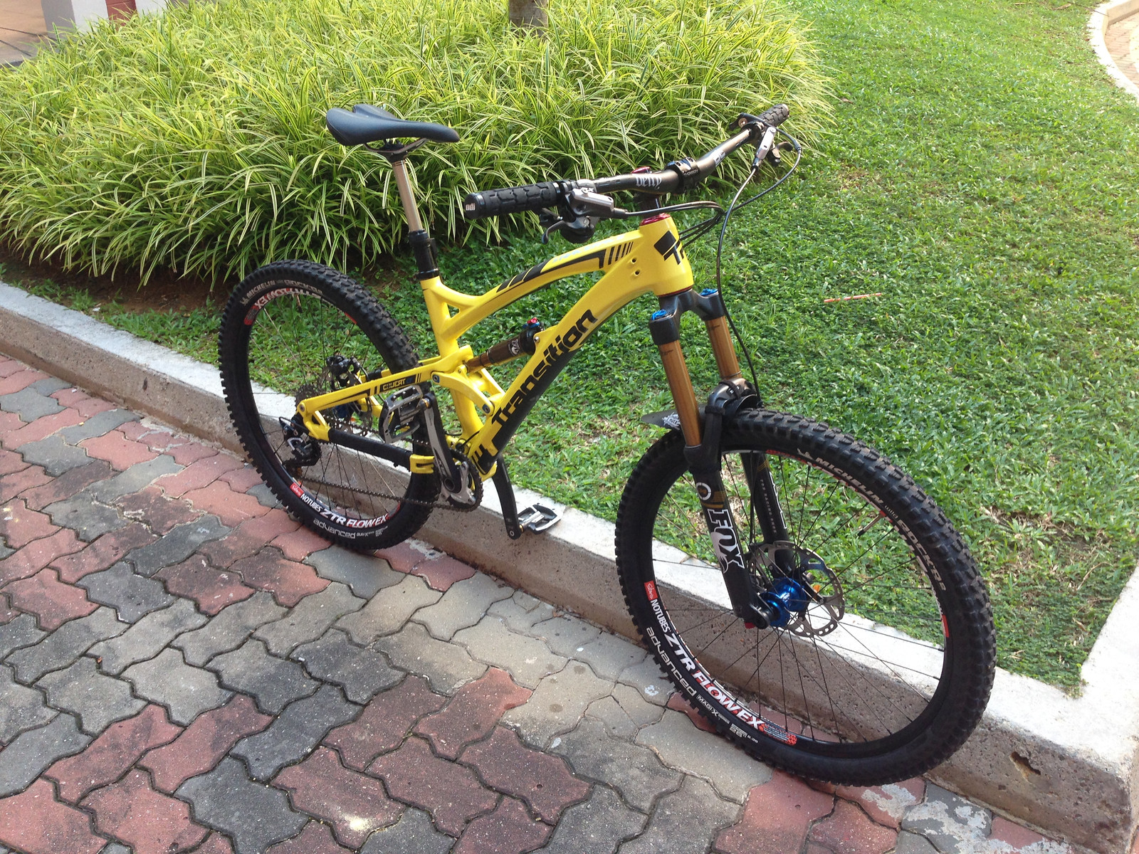 Transition Covert Carbon - SOLD