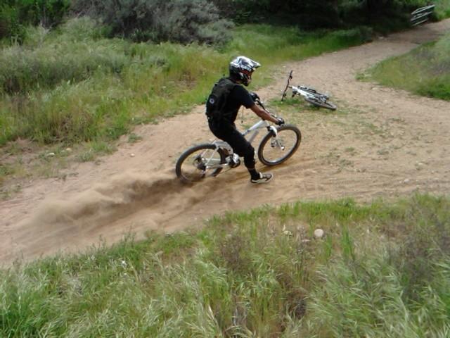 0321101557c - OneBadMeatyRider - Mountain Biking Pictures - Vital MTB