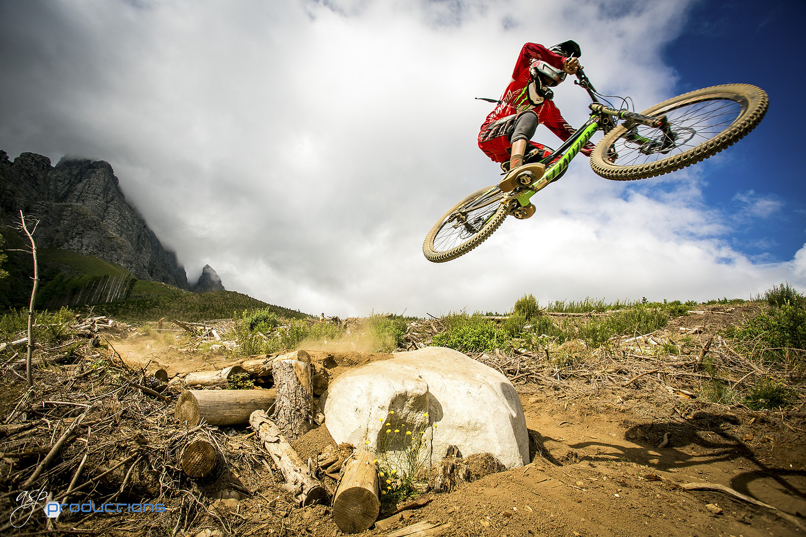 Jonkershoek Race Line - Alexbsearle - Mountain Biking Pictures - Vital MTB