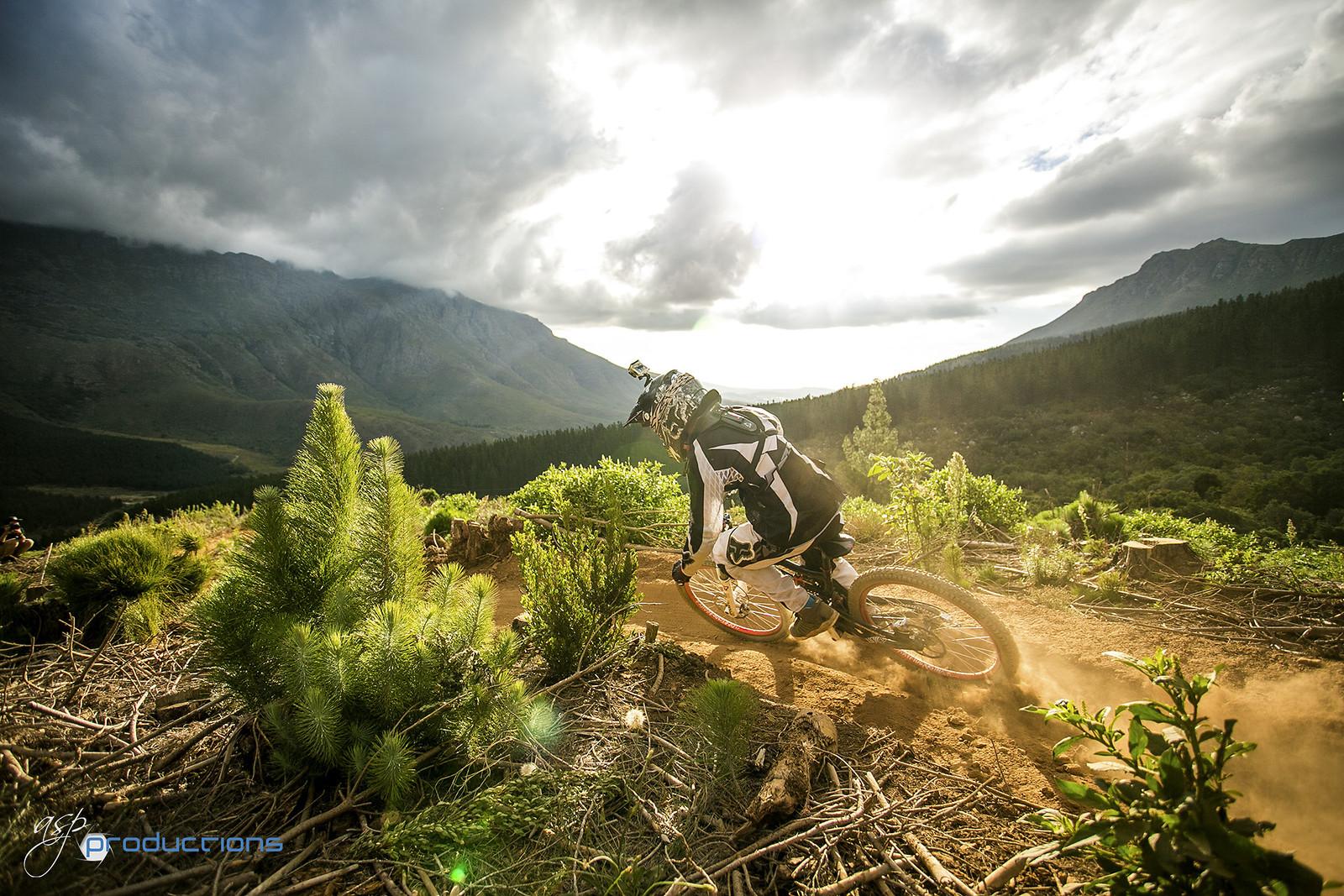 Jonkershoek Race Line - Alexbsearle - Mountain Biking Pictures - Vital MTB