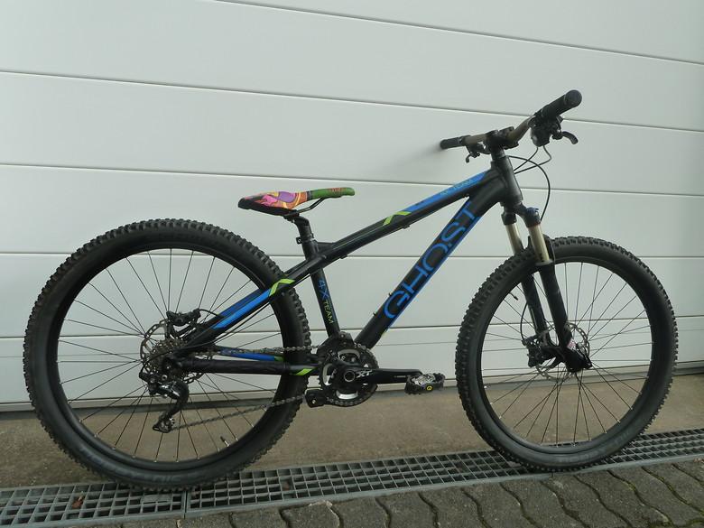 Ghost 4X Team - doc4x\'s Bike Check - Vital MTB