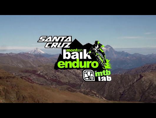 1st Round Montenbaik Enduro World Series - Nevados de Chillan - Chile