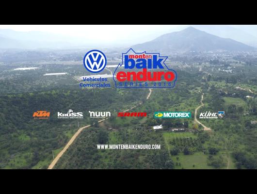 3rd Round Montenbaik Enduro Series 2016 at Curacaví