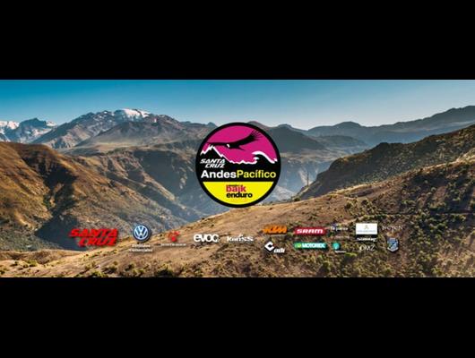 Santa Cruz Andes Pacifico 2016 - The Movie