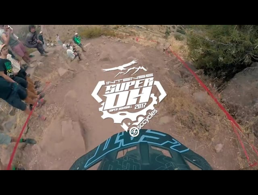 Intense Super Downhill 2017 by Sccycles Full Clip