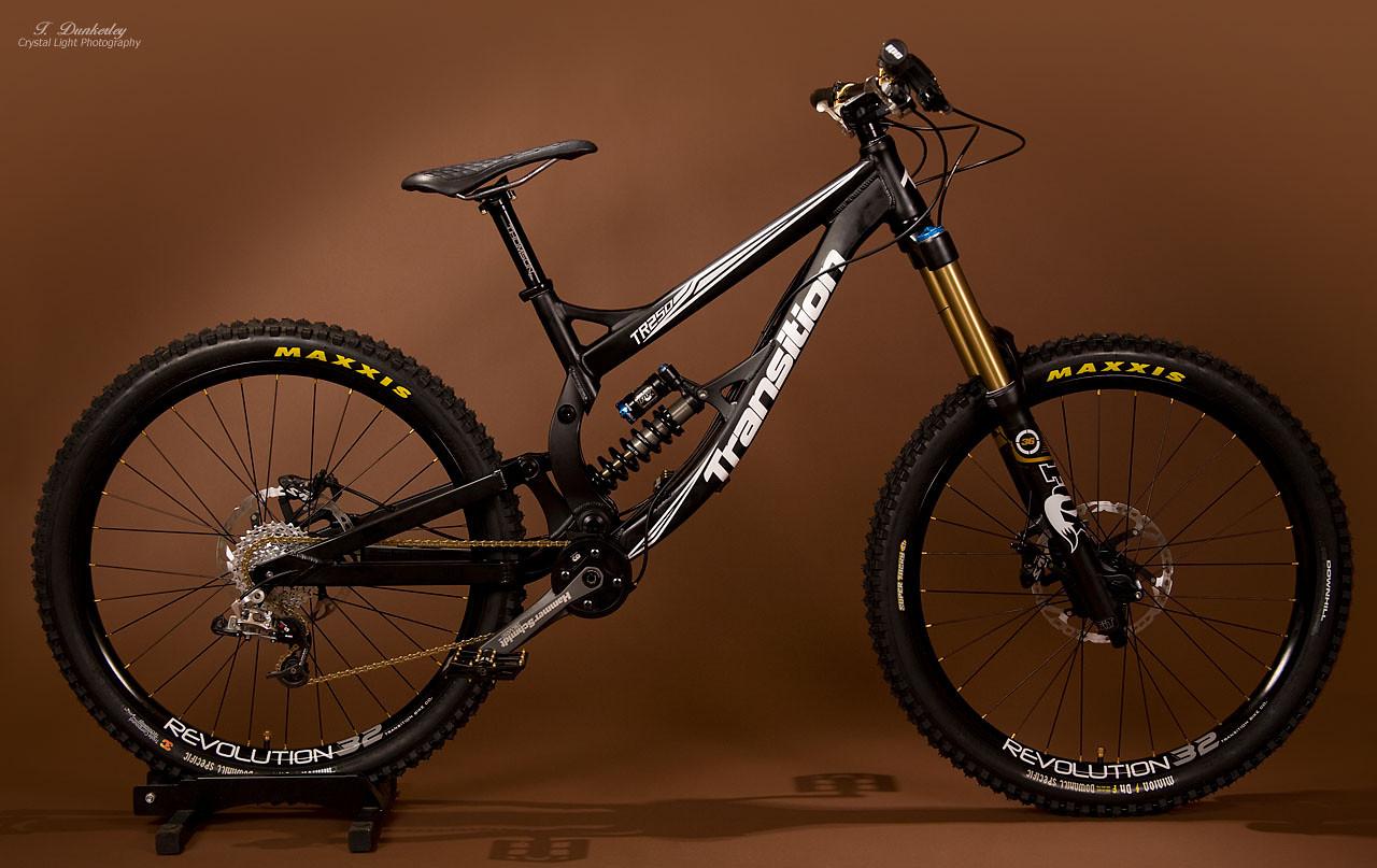 Transition TR-250 - Black Gold Edition
